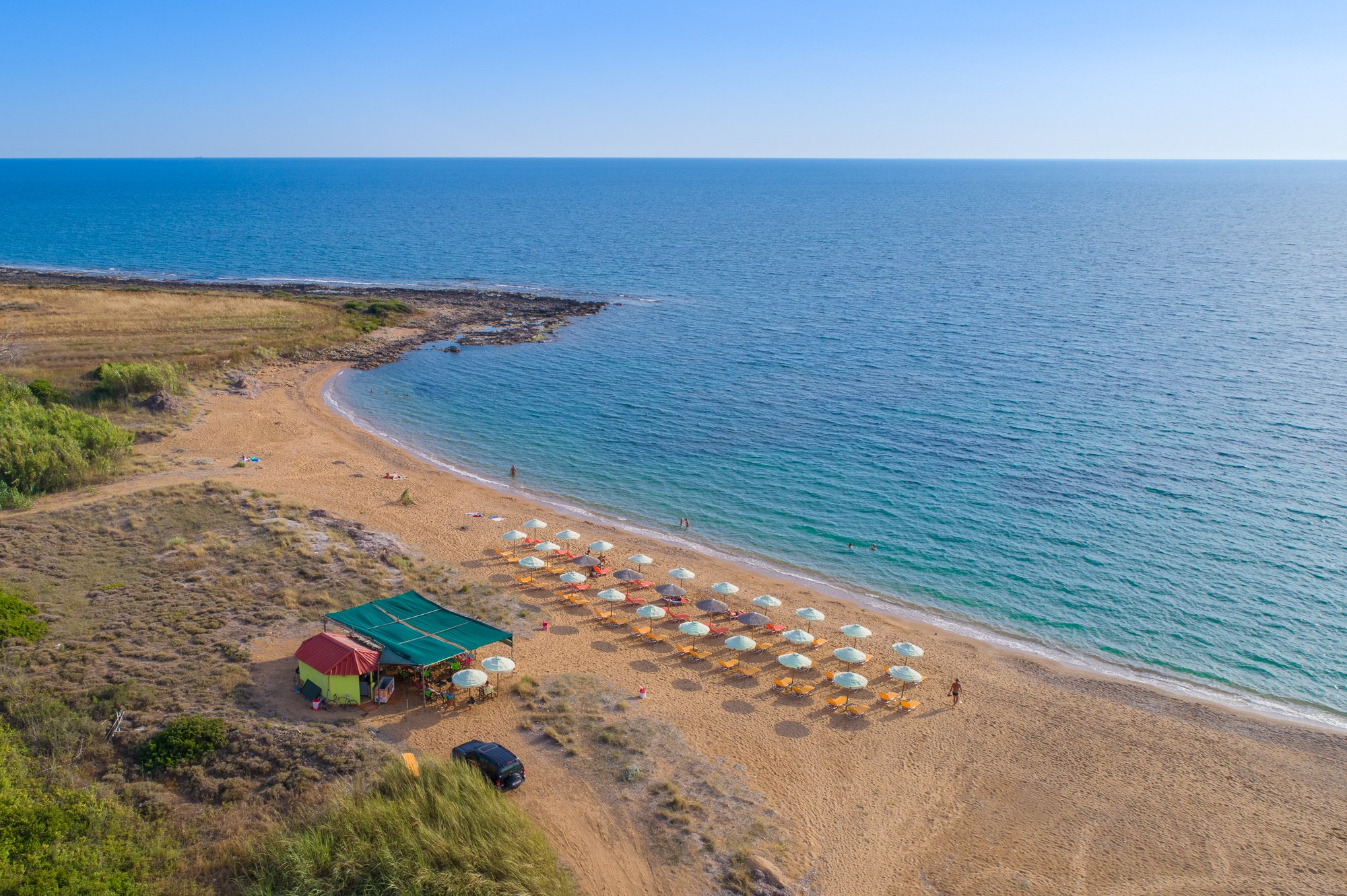 Kefalonia, Vrahinari Beach