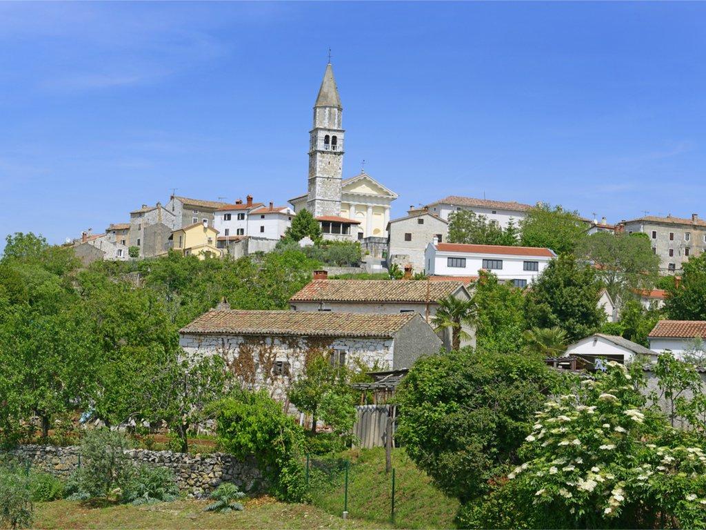 Svetvincenat Istria