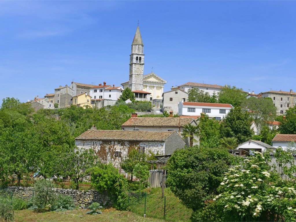 Visnjan Istria