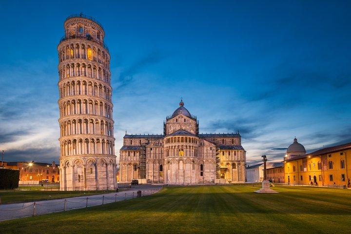 Tuscany, Pisa